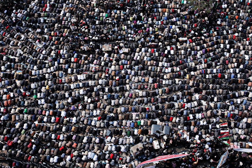 25/11/11. Cairo, Egypt. ©Stefano Carini