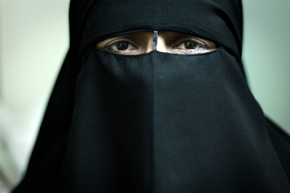 05/12/11. Cairo, Egypt -- The mother of Moaz El Said, killed during the Egyptian unrest