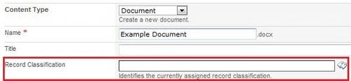 Document Metadata