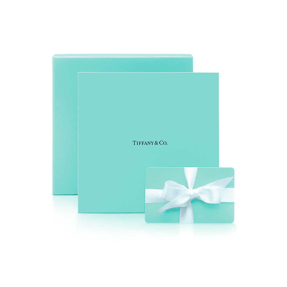 Tiffany & Co Gift Card
