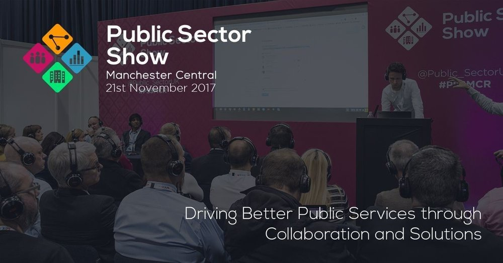 Find the right technology at The 2017 Public Sector Show in Manchester