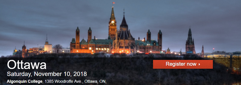 SharePoint Saturday Ottawa 2018