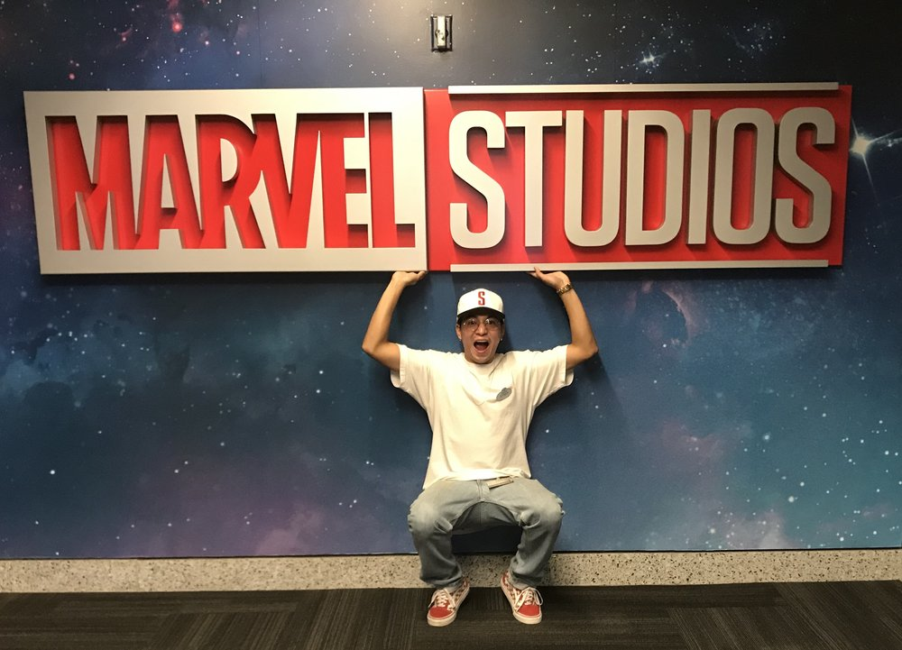 LOCATION: MARVEL Studios HQ / Burbank, CA