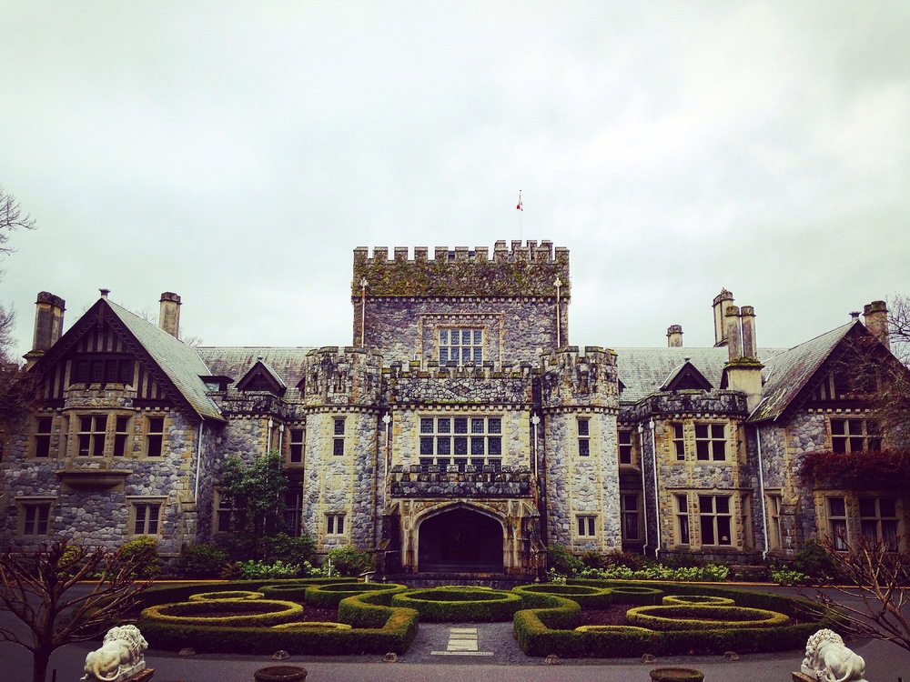 Hatley Castle, Royal Roads Univeristy