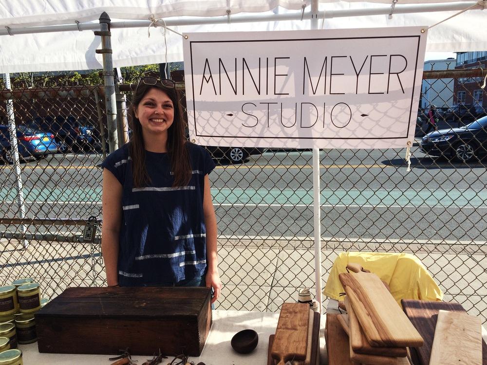 Annie Meyer of Annie Meyer Studio
