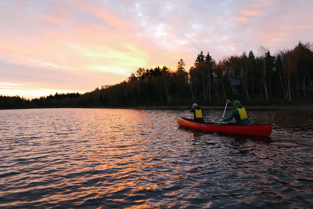 Sunrise Kayak