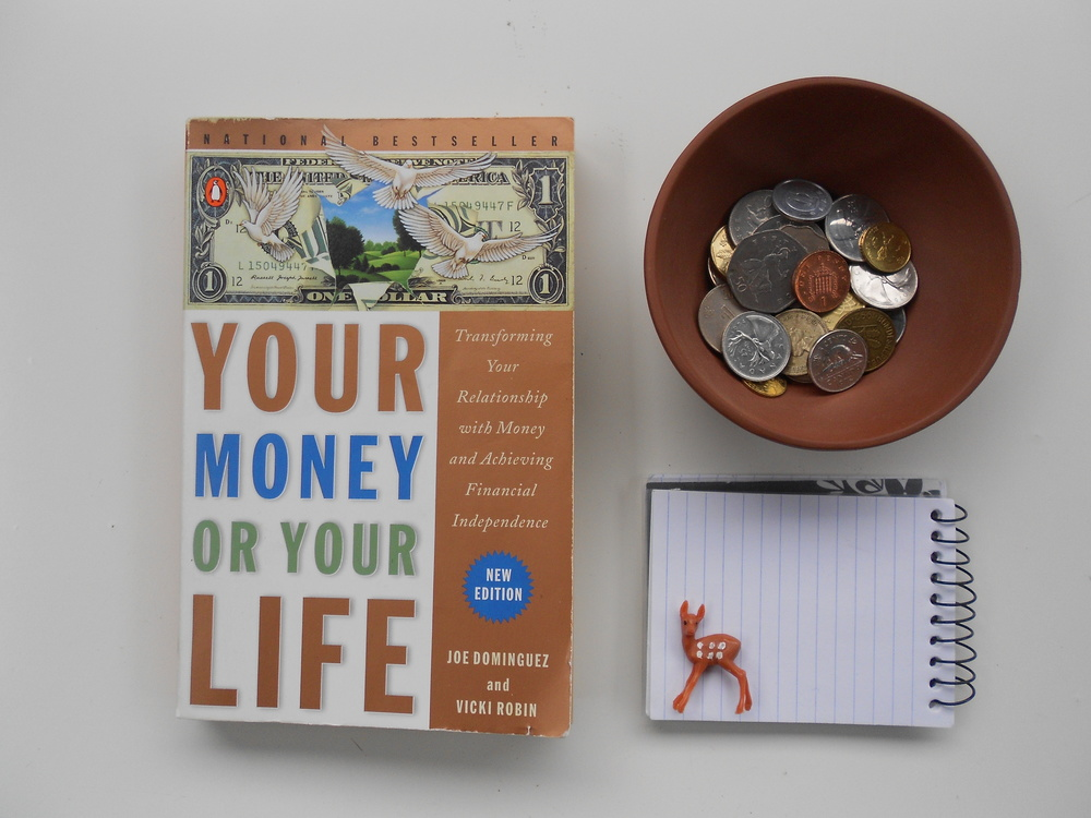 Your Money or Your Life by Joe Dominguez and Vicki Robin