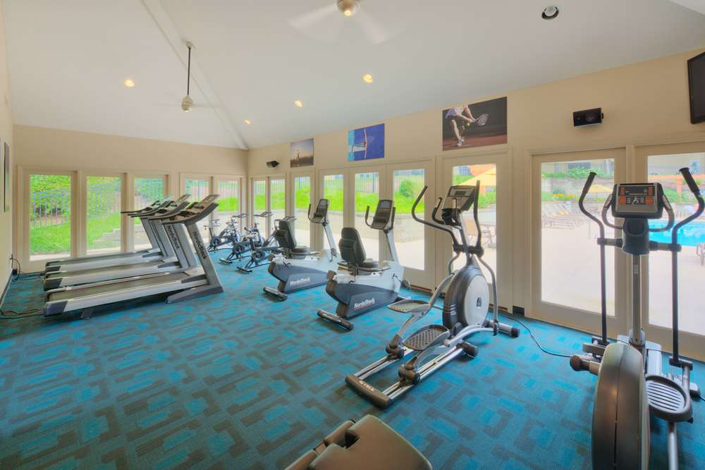 Fitness Center - Renovated