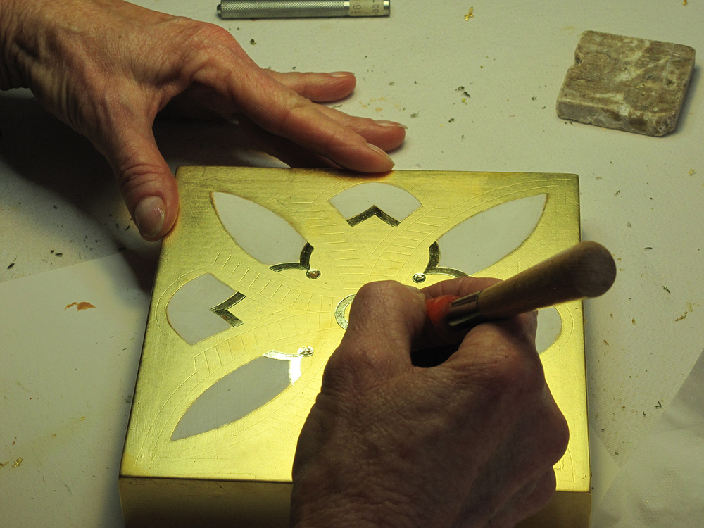 8. Burnishing the Gold