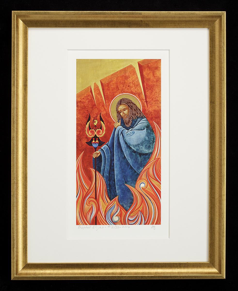 Prophet Elijah print