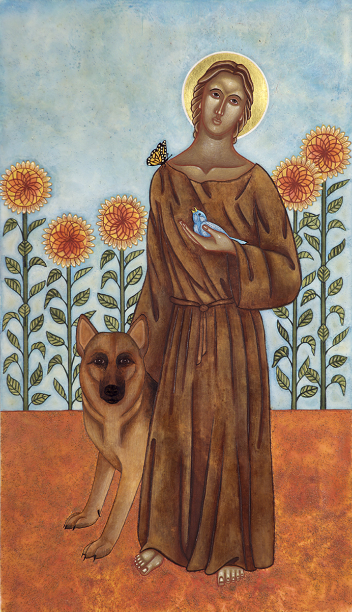 Francis and the Wolf of Gubbio