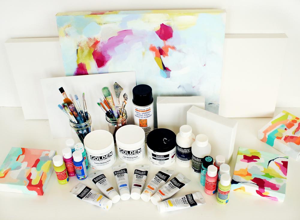 Artist Toolbox