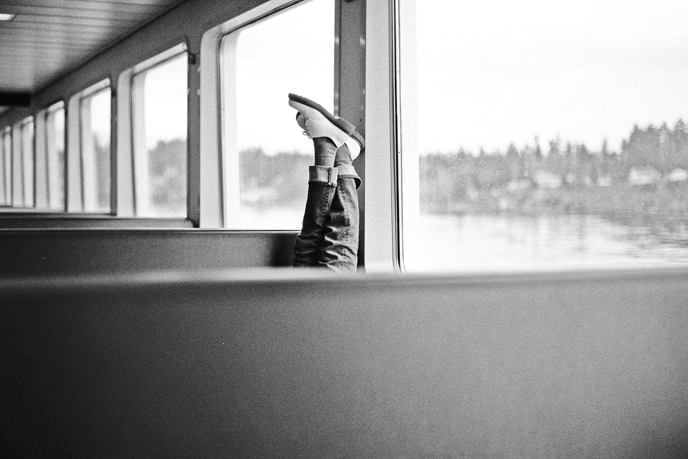Bainbridge Island Ferry, Washington © 2011.  Image: Leica M6 Classic + Leitz Summilux Pre-ASPH 1:1.4/50mm.