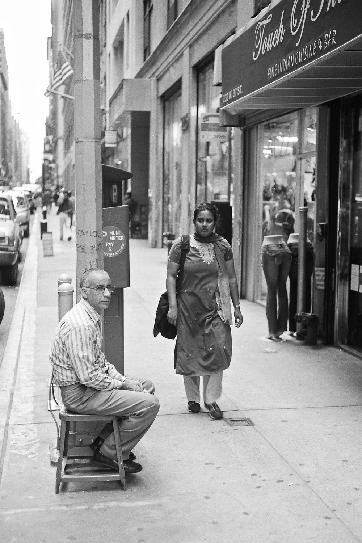 New York, New York © 2009.  Image: Leica M3 + Leitz Dual-Range Summicron 1:2/50mm.
