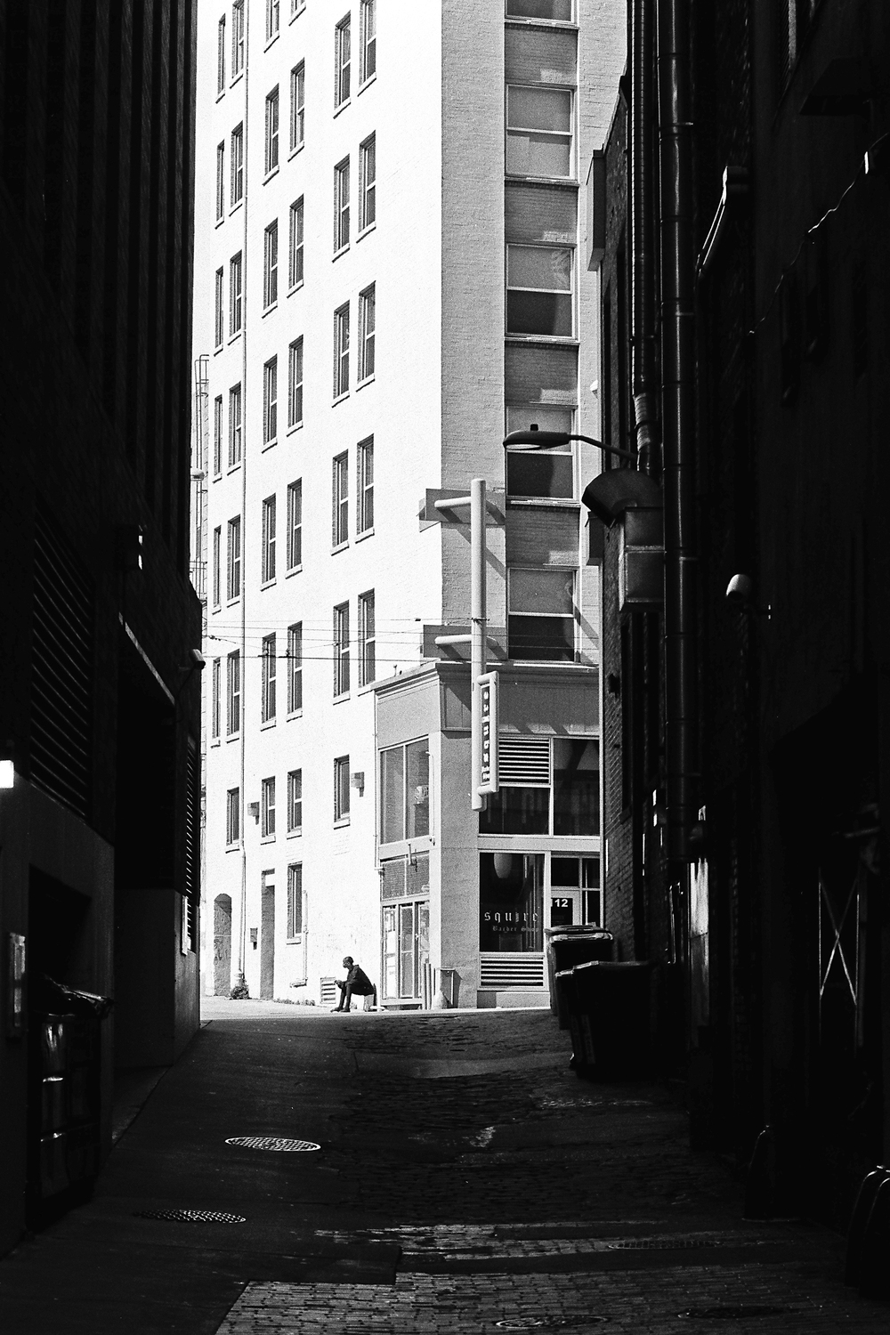 Seattle, Washington © 2011.  Image: Leica M6 Classic + Leitz Summicron 1:2/90mm.