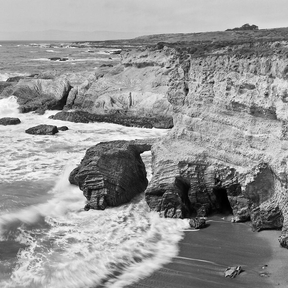 Montana De Oro, California © 2013.  Image: Rolleiflex 2.8 F + Zeiss Planar 1:2.8/80mm.