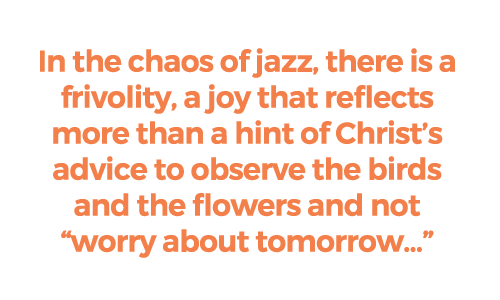 In the Chaos of Jazz