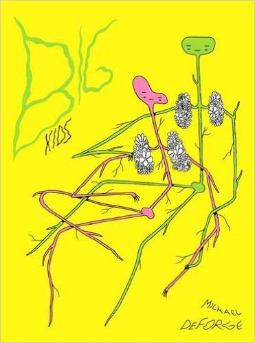 Big Kids, by Michael DeForge