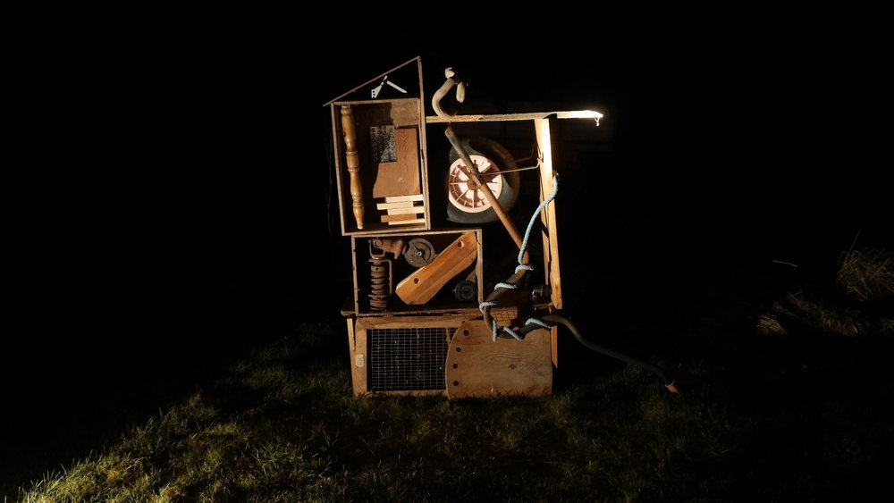 Lily Ashrowan, Machine, photo-sculpture, 1 of 2.JPG