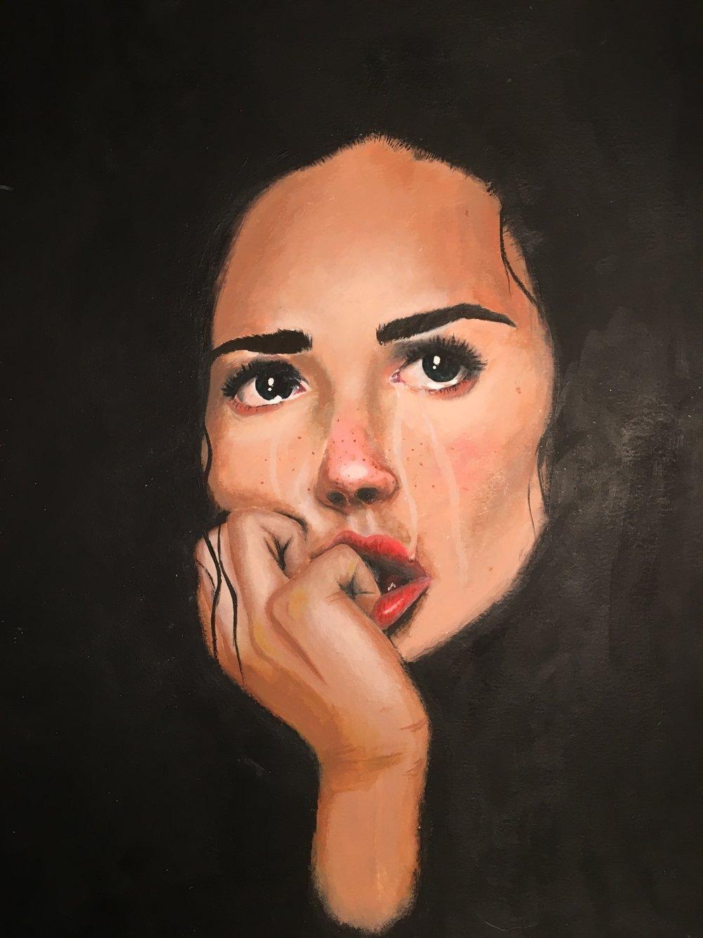 Evie Thomson, Heartbroken, painting (2).JPG