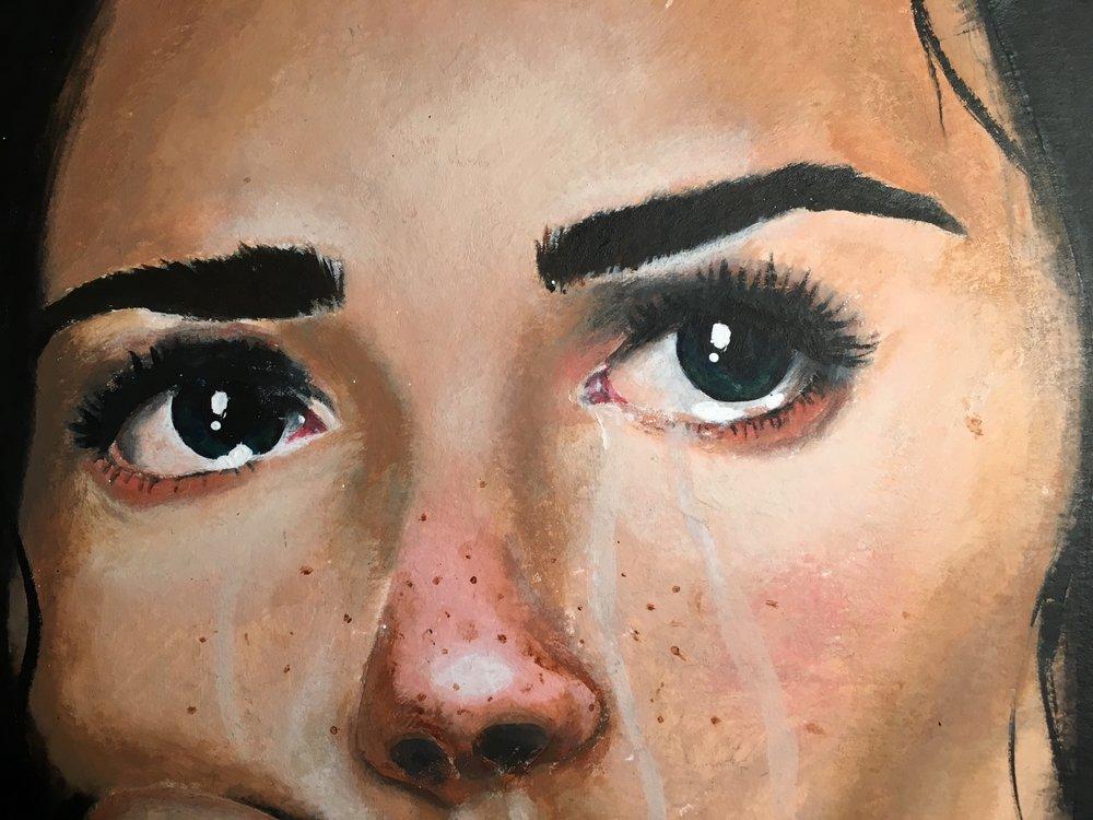 Evie Thomson, Heartbroken, painting (3).JPG