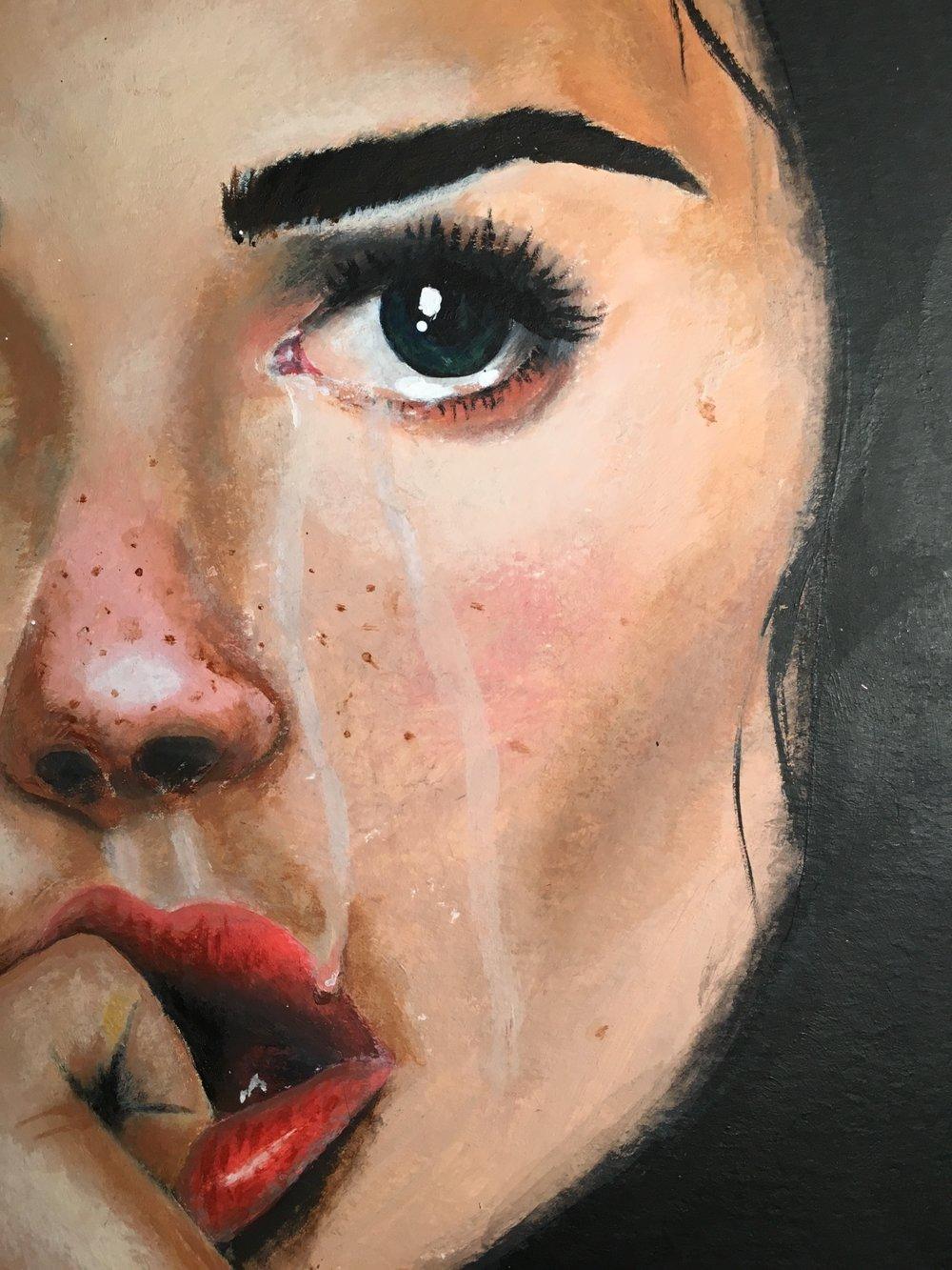Evie Thomson, Heartbroken, painting.JPG