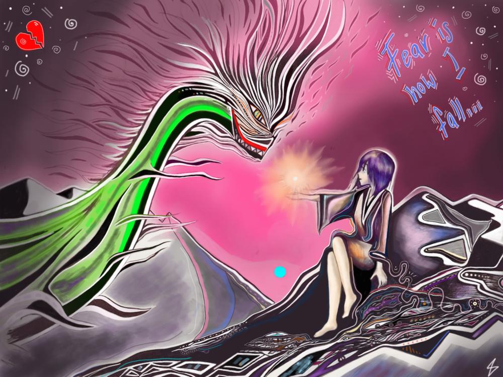 Sofia Thuru, Fear Is How I Fall, digital painting.png