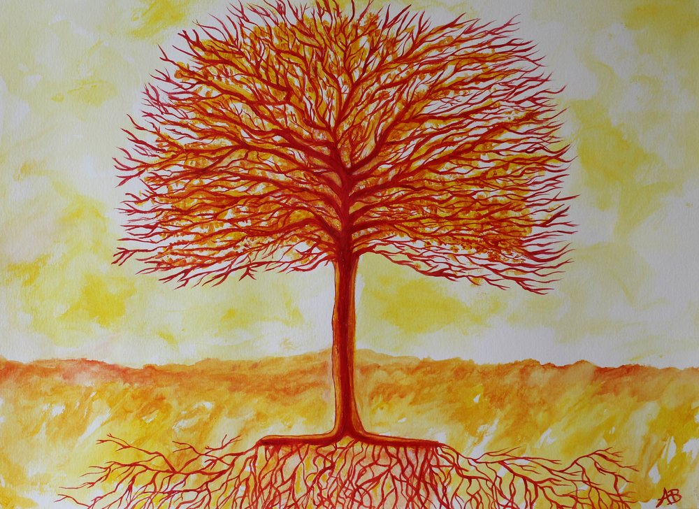 aimee brownlie- tree of life