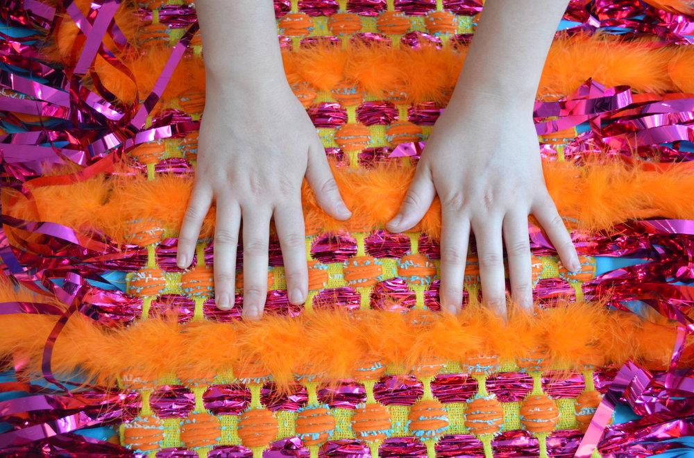 Niamh Brannan, Touch Me, textile.jpg