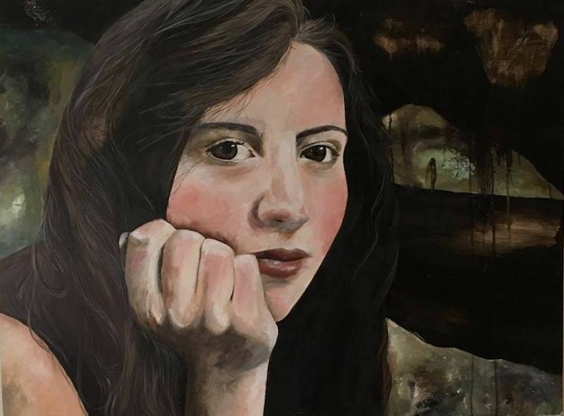 Rose Sutherland, J a d e, painting.jpg