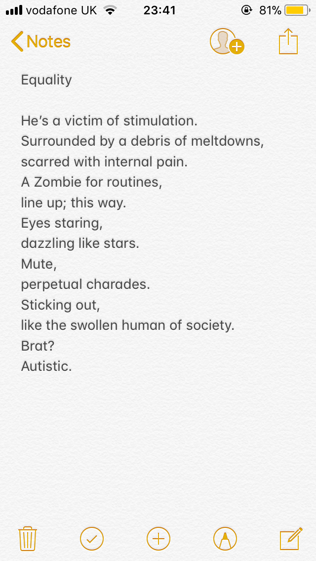 Bobbi Thomson, Equality, poem.png