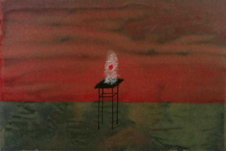 Mingyi Wang, Claustrophobia, paintings, 3.png
