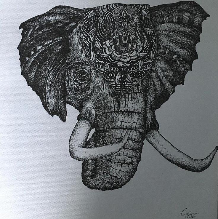 Cameron Robb, The Gentle Titan, drawing.jpeg