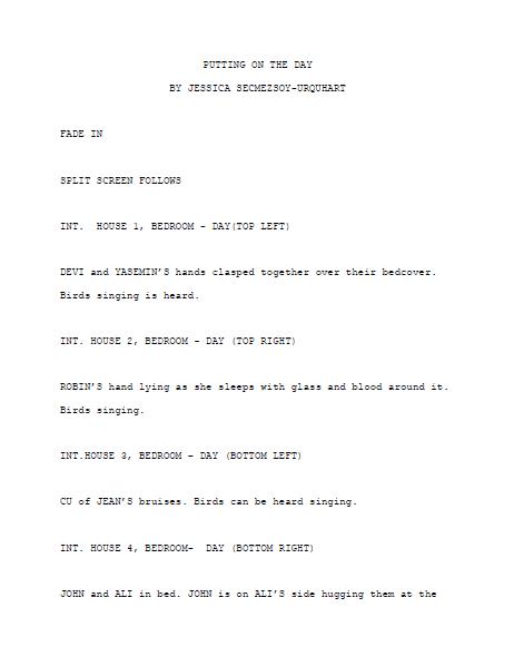 click for full script