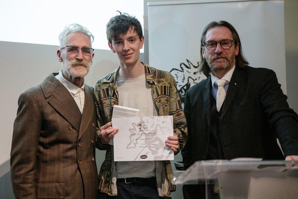 Music Winner - 'Home', Matthew Gibb