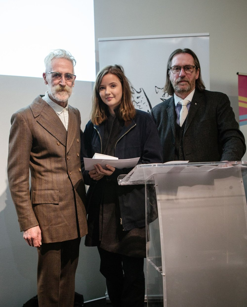 Written Winner - 'Garment Stories', Morag Seaton