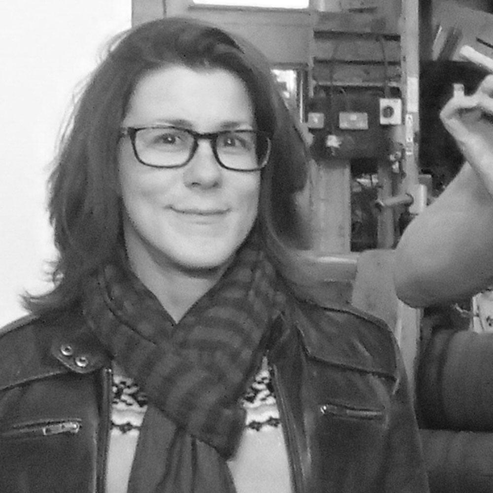 Imogen Gibbon, Deputy Director Scottish National Portrait Gallery