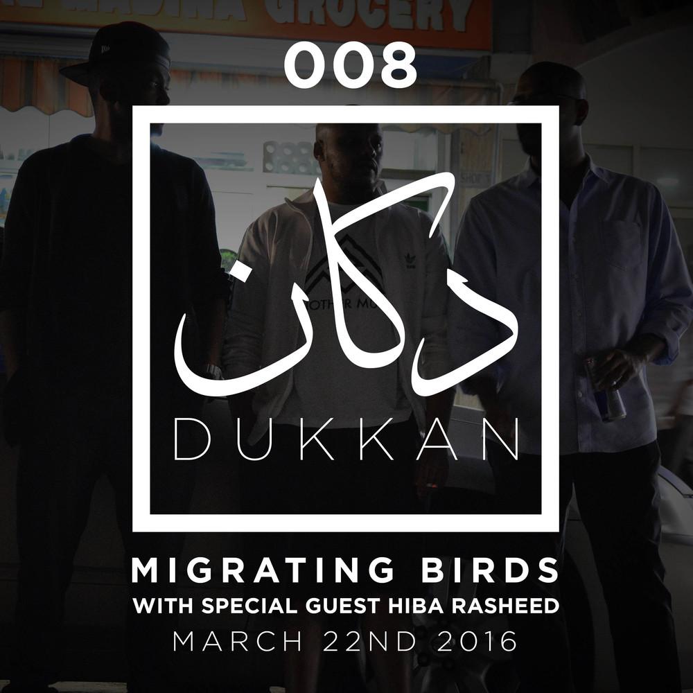 migrating birds