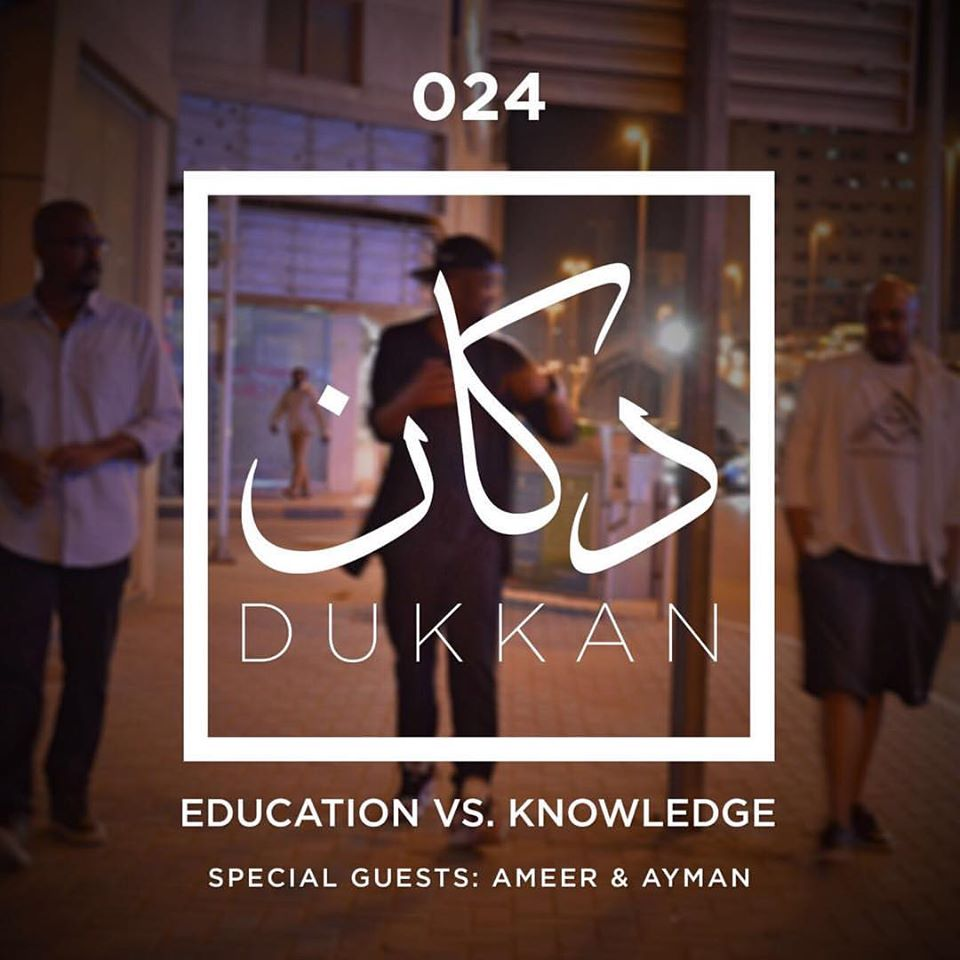 Education vs. knowledge