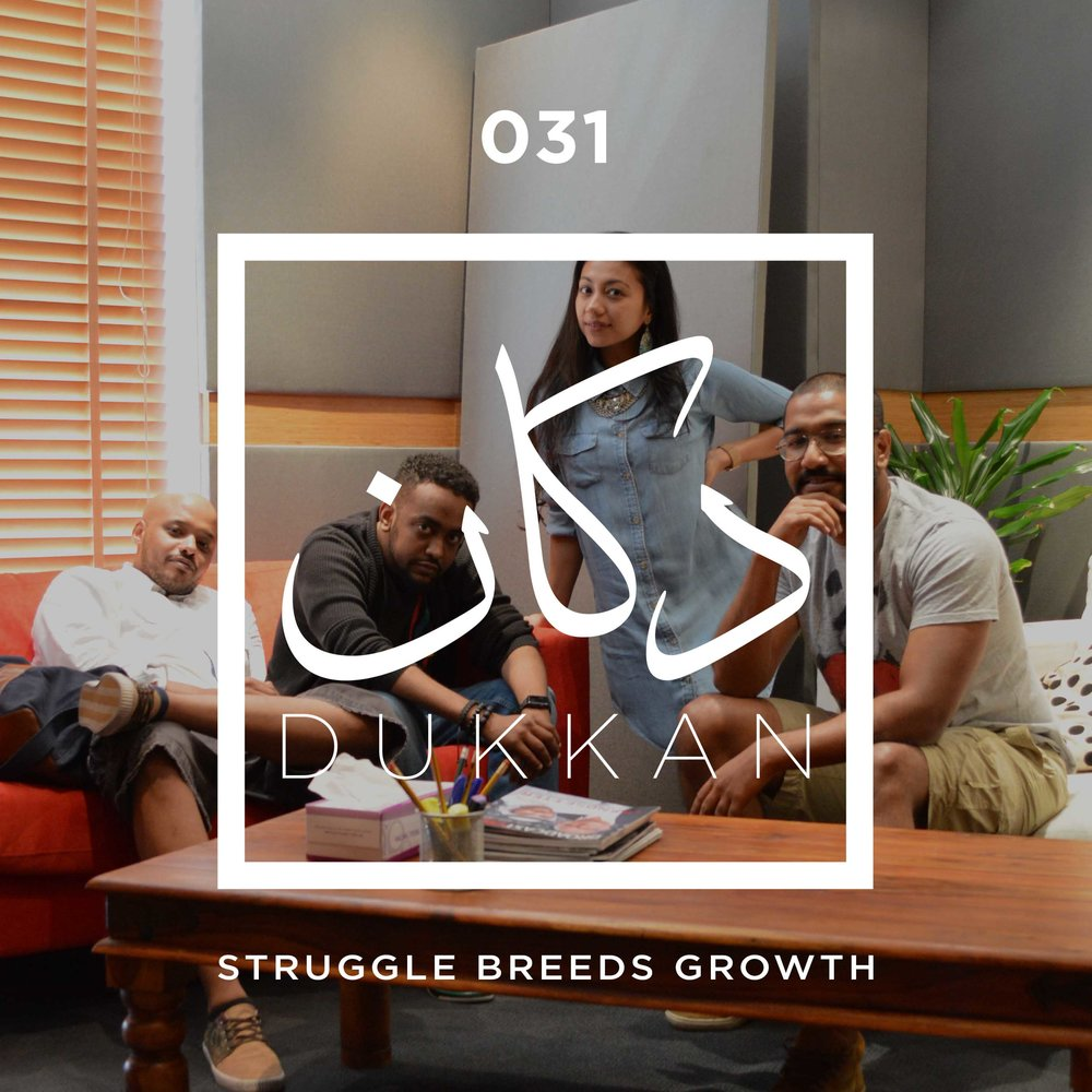 struggle breeds growth