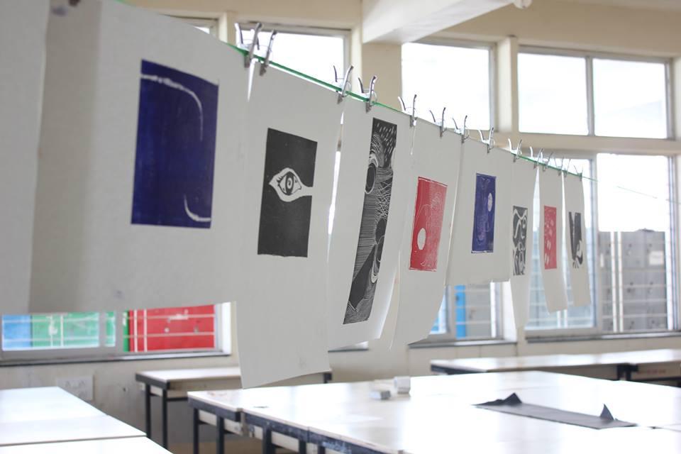 Print Making, 2014
