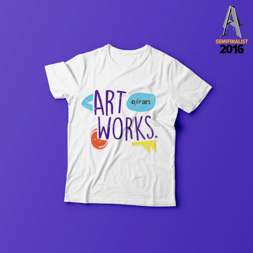 Open for Art  // Design for Brands