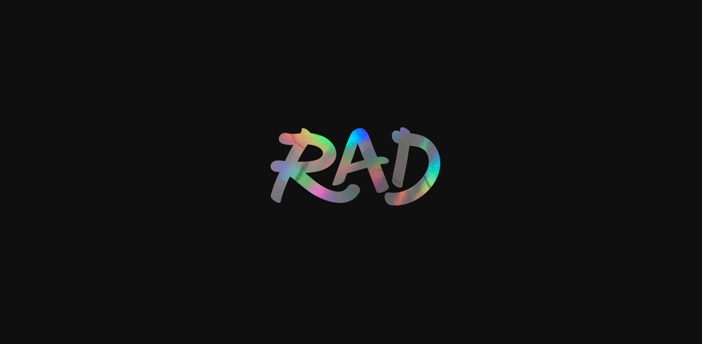 RAD  // Identity Design