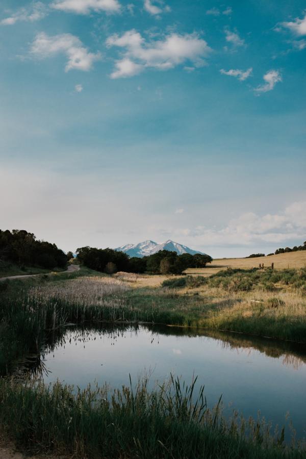 Picturesque Views of Mount Sopris