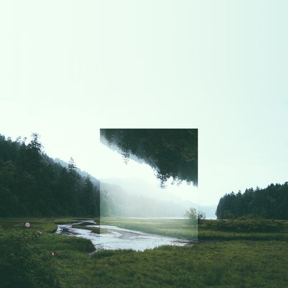 Reflected Landscapes | Victoria Siemer