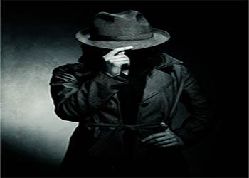 Female private investigator