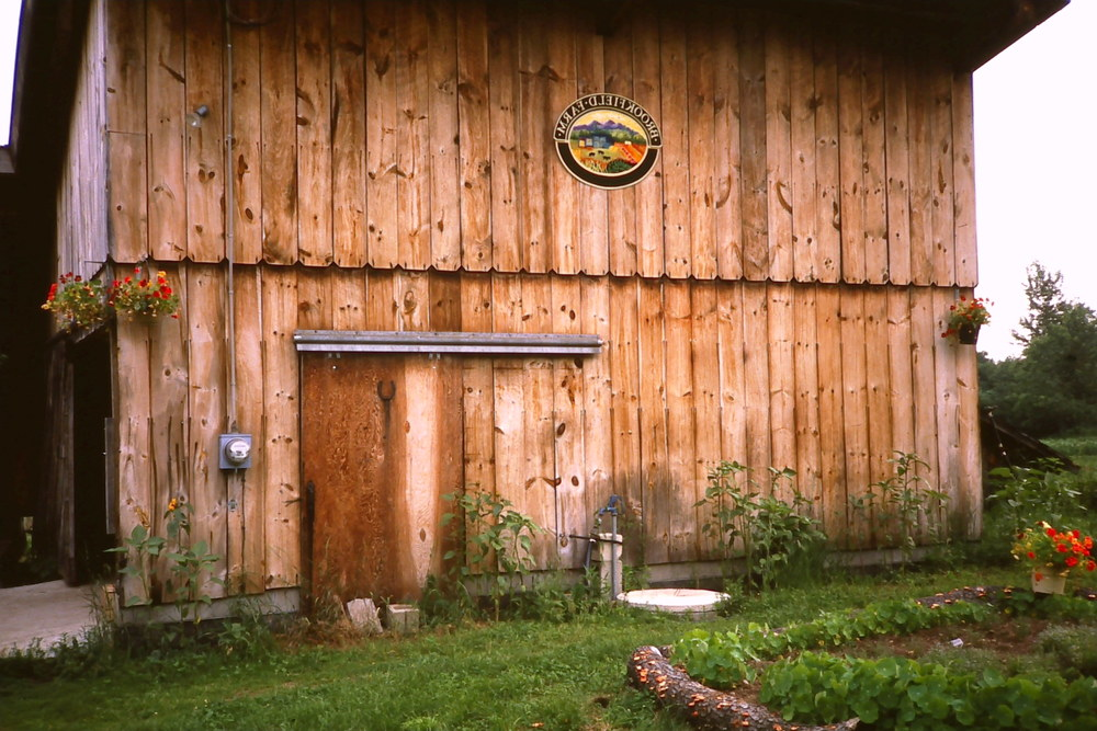 front of old barn.JPG