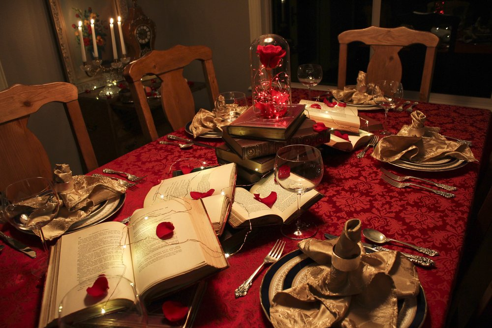 DesignOrganizeParty_Beauty and the Beast_Dinner_Party_Table_Angle