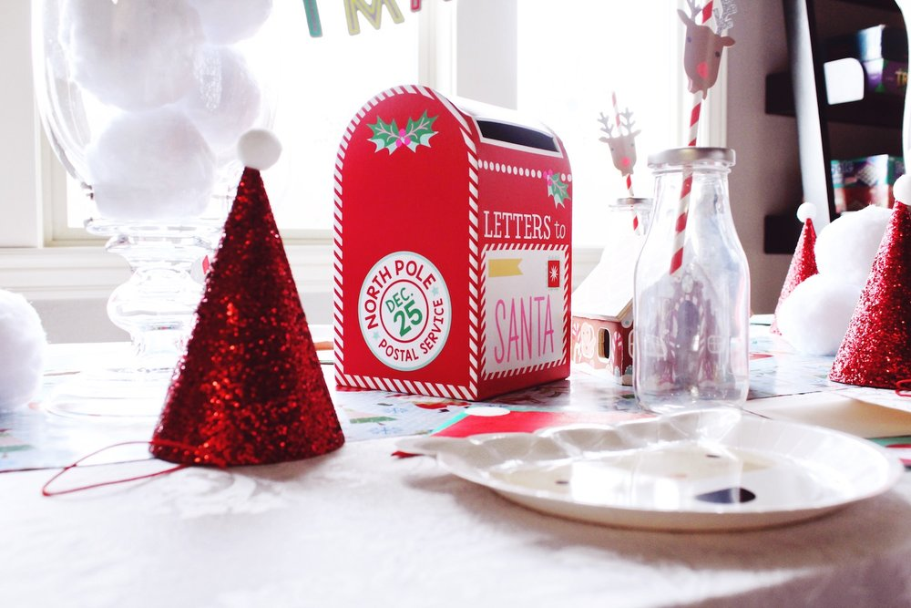 Letters to Santa Mailbox_Target Dollar Spot_Design Organize Party_Kids Table_Christmas.JPG