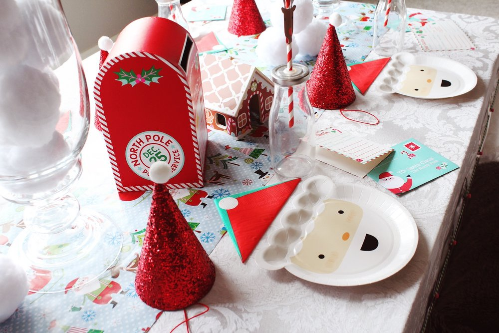 Christmas Kids Table_North Pole_Letters to Santa_Paper Goods_Design Organize Party.JPG